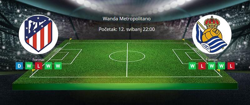 Tipovi za Atletico vs. Real Sociedad, 12. svibanj 2021., La Liga