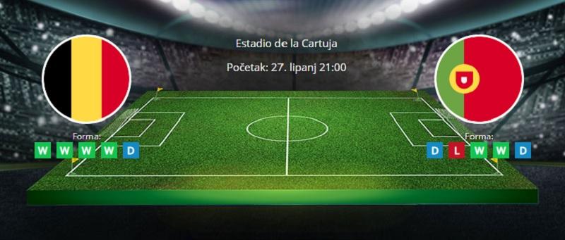 Tipovi za Belgija vs. Portugal, 27. lipanj 2021., osmina finala