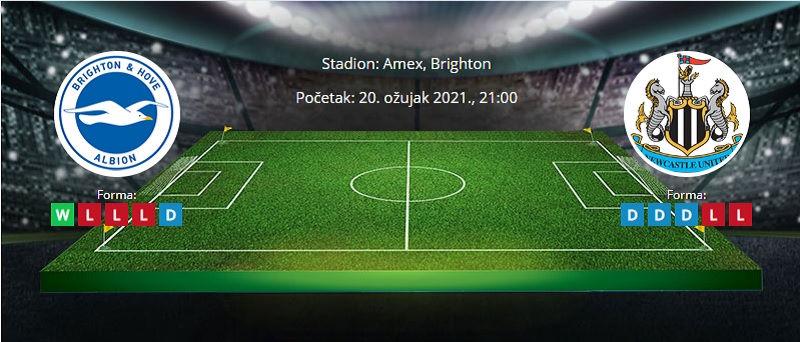 Brighton - Newcastle – Tipovi za klađenje i najava Premiershipa