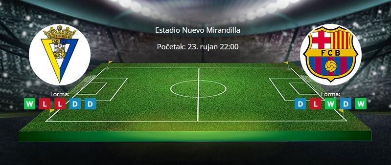 Tipovi za Cadiz vs. Barcelona, 23. rujan 2021., La Liga