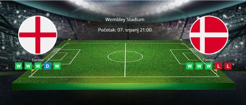 Tipovi za Engleska vs. Danska, 7. srpanj 2021., Europsko prvenstvo
