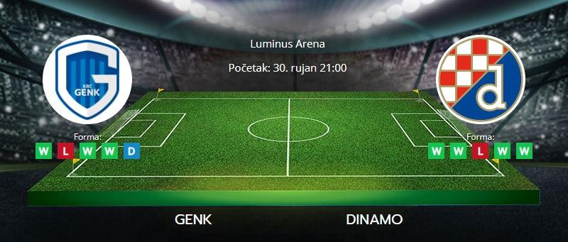 Tipovi za Genk vs. Dinamo, 30. rujan 2021., Europska liga
