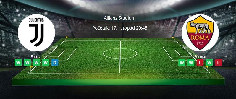 Tipovi za Juventus vs. Roma, 17. listopad 2021., Serie A