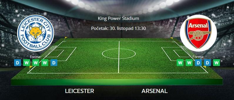 Tipovi za Leicester vs. Arsenal, 30. listopad 2021., Premiership