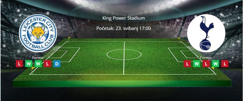 Tipovi za Leicester vs. Tottenham, 23. svibnja 2021., Premiership