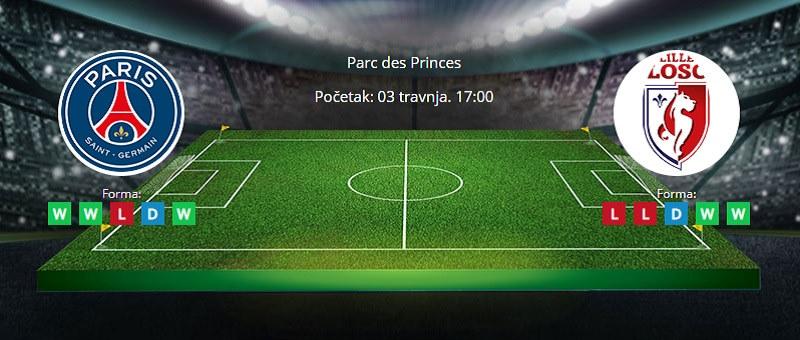 Tipovi za PSG vs. Lille 3. travanj 2021 - Ligue 1