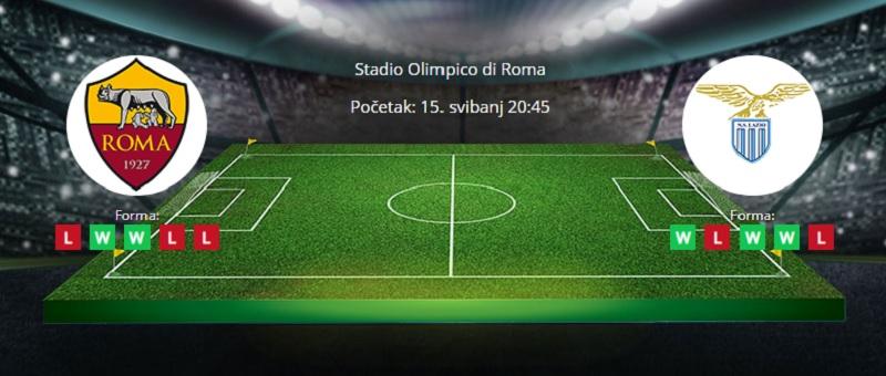 Tipovi za Roma vs Lazio, 15. svibanj 2021., Serie A