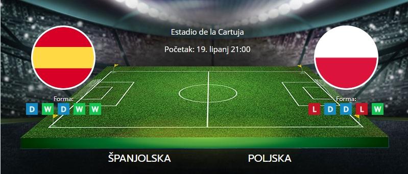 Tipovi za Španjolska vs. Poljska, 19. lipanj. Europsko prvenstvo