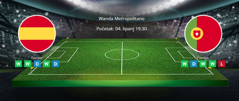 Tipovi za Španjolska vs. Portugal 4. lipnja 2021., prijateljska utakmica