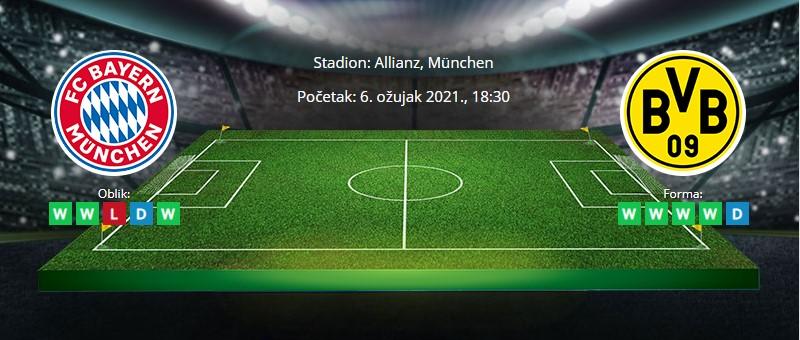 Bayern vs Borussia D. – Tipovi za klađenje – 6.3.2021.