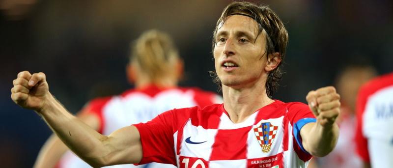 Luka Modrić kapetan Hrvatske reprezentacije